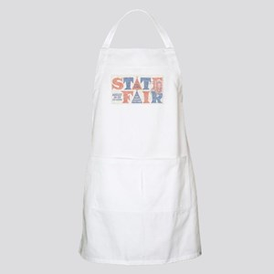 Vintage Iowa State Fair Apron