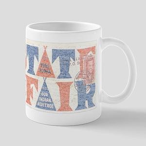 Vintage Iowa State Fair Mug