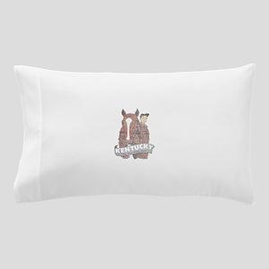 Vintage Kentucky Derby Pillow Case