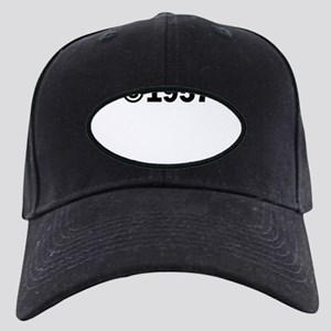 COPYRIGHT 1957 Baseball Hat