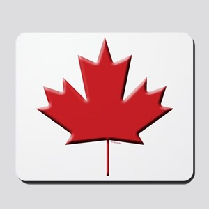 Canada: Maple Leaf Mousepad