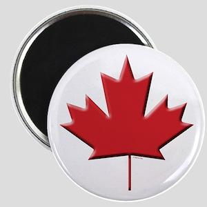 Canada: Maple Leaf Magnet