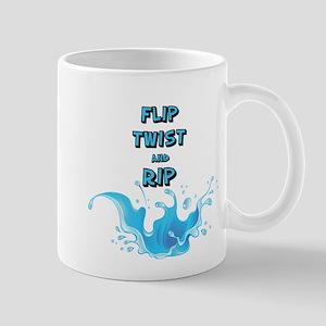 Flip, Twist and Rip Mug