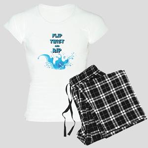 Flip, Twist and Rip Pajamas