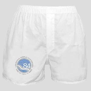 1984 Worlds Fair Boxer Shorts
