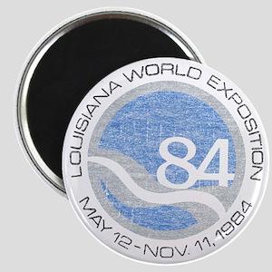 1984 Worlds Fair Magnet
