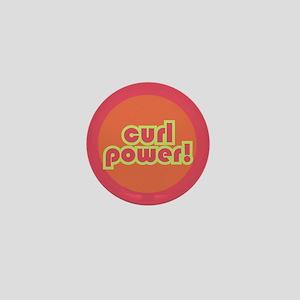 Curl Power Mini Button