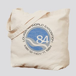 1984 Worlds Fair Tote Bag