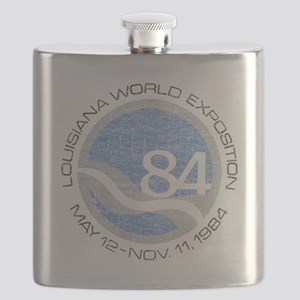 1984 Worlds Fair Flask