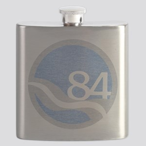 84 Worlds Fair Flask