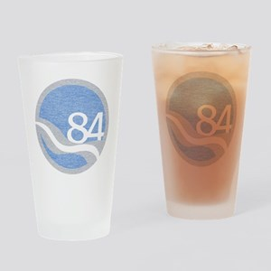 84 Worlds Fair Drinking Glass