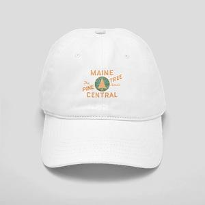 Pine Tree Route Baseball Cap
