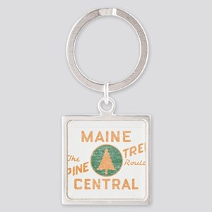 Pine Tree Route Keychains