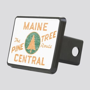 Pine Tree Route Hitch Cover