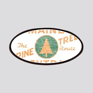 Pine Tree Route Patches