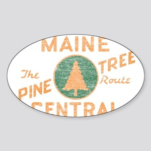 Pine Tree Route Sticker