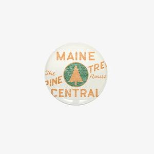 Pine Tree Route Mini Button