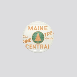 Pine Tree Route Mini Button