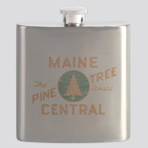 Pine Tree Route Flask