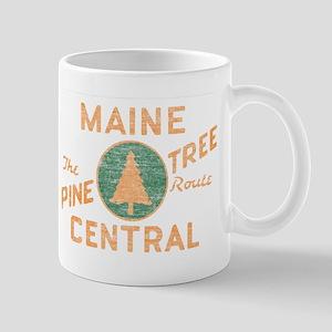 Pine Tree Route Mug