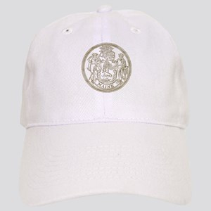 Maine State Seal Baseball Cap