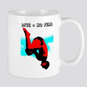 Dive = No Fear Mug