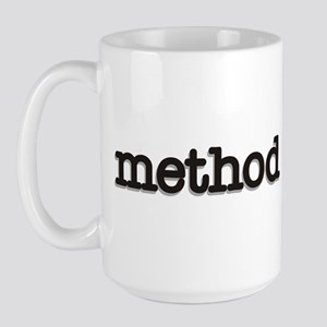 Method Actress Large Mug