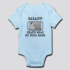 Overly Manly Man Salad Body Suit