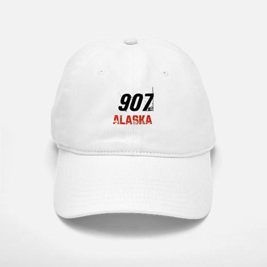 907 Baseball Baseball Cap