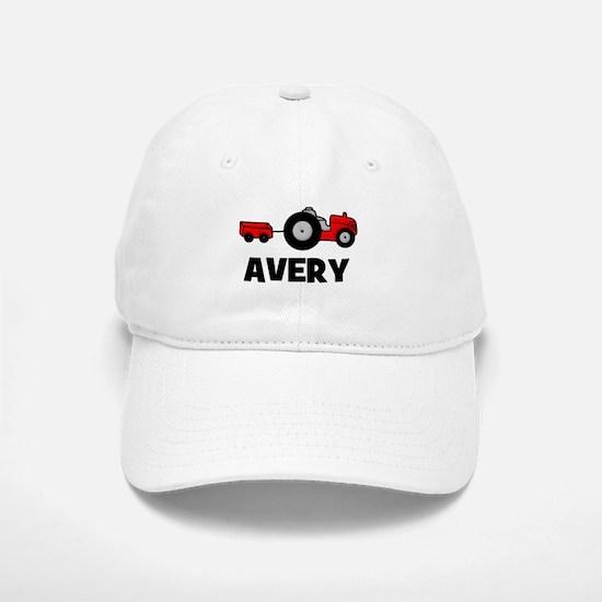 Tractor Avery Baseball Baseball Cap