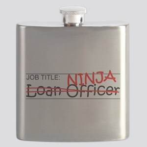 Job Ninja Loan Officer Flask