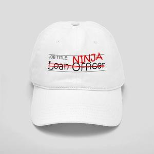 Job Ninja Loan Officer Cap