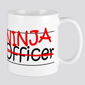 Job Ninja Loan Officer Mug