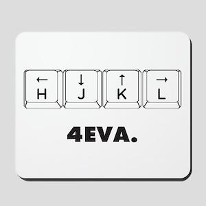 VIM 4EVA Mousepad