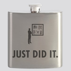 Knives Enthusiast Flask