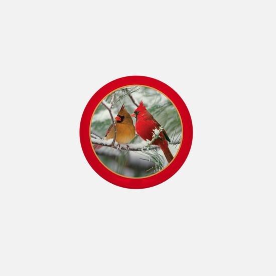 Cardinals Mini Button