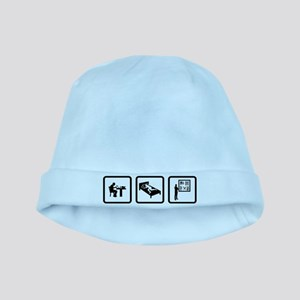 Knives Enthusiast baby hat