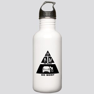 Hooker Stainless Water Bottle 1.0L