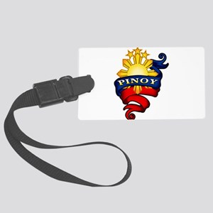 Pinoy Coat of Arms Luggage Tag