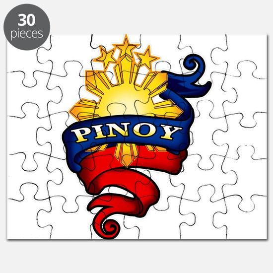 Pinoy Coat of Arms Puzzle