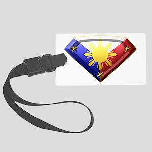 Super Pinoy Luggage Tag