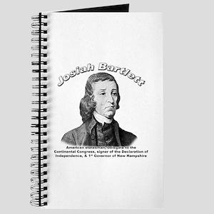 Josiah Bartlett 01 Journal