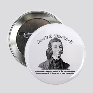 Josiah Bartlett 01 Button