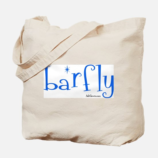 Bar Fly Tote Bag