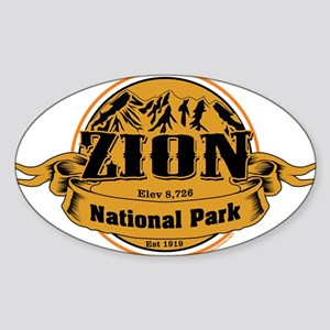 Zion Utah Sticker