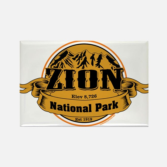 Zion Utah Rectangle Magnet (10 pack)