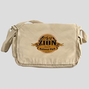 Zion Utah Messenger Bag