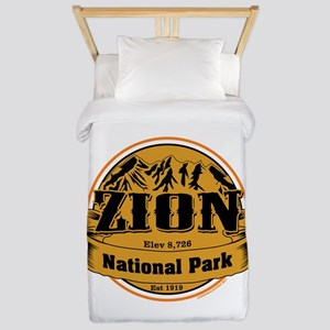 Zion Utah Twin Duvet