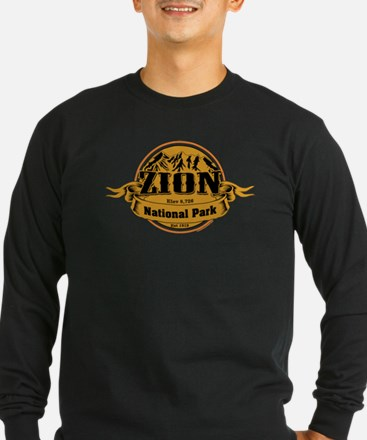 Zion Utah Long Sleeve T-Shirt