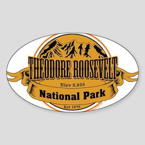 Theodore Roosevelt , North Dakota Sticker